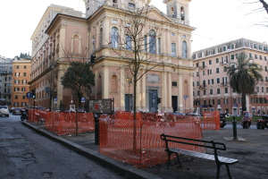 piazza alimonda - aster