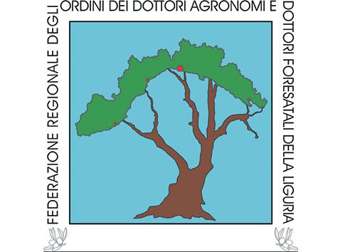 logo dottori agronomi e forestali della liguria