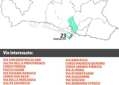 Report n.1 2021 Rappezzi - municipio1_centroest