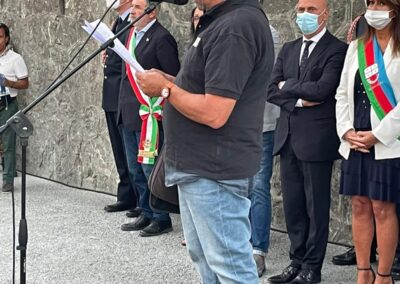 Targa Ponte San Giorgio