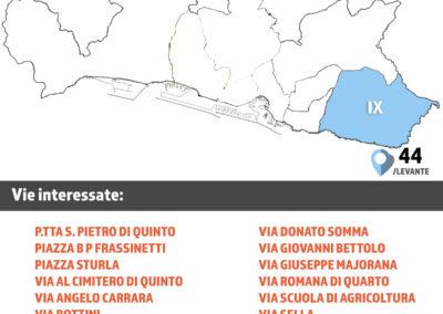 Report Buche Aster LUGLIO 2021 - Municipio IX